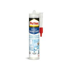 PATTEX EXPRESS SAN.SILIKON BIJELI 280 ML