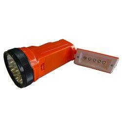 LAMPA BATERIJSKA 7+5 LED 12,5 CM