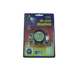 LAMPA RUDARSKA 18+2 LED