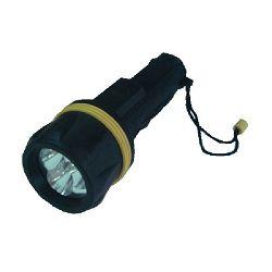 LAMPA BATERIJSKA RUČNA VODOOTPORNA 3 LED 20 CM