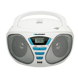 RADIO BOOMBOX BLAUPUNKT FM PLL CD/MP3/USB/AUX BB5WH